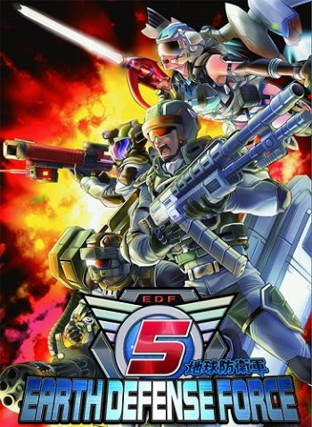 Earth Defense Force 5  (2019) RePack от xatab